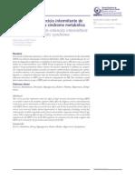 HIIT Síndrome Metabolica Revisão Victor Leony
