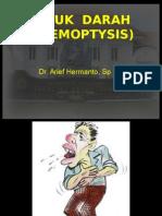 Batuk Darah Dr. Arief