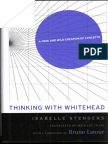 Isabelle Stengers, Michael Chase, Bruno Latour-Thinking With Whitehead_ a Free and Wild Creation of Concepts-Harvard University Press (2011)