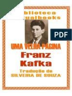 Franz Kafka - Uma Velha Página.pdf