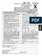 Jbc-12a Paper II Part Ivandv ( Punjabi Language Supplement)