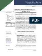 calificación Banco Colpatria