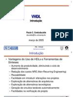 VHDL - Introdução