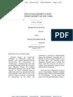 Gutkowski v. Steinbrenner Decision