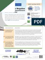 MSE Defies Negative Prop MICR 2015