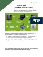 Manual de Montaje, Instalacióin y Uso LMC (PCBOOK)