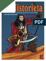 Historieta  CAPITÁN TRUENO