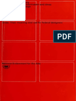 Grids - Their Meaning and Use by Massimo Vignelli