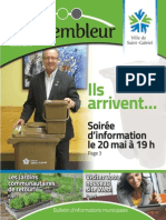 Rassembleur - Mars 2015
