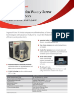 Compresor Tornillo R-Series 37-45 KW 60 Hz Flyer Screen