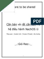 NachOS căn bản