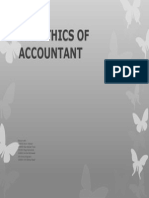 The Ethics of Accountant