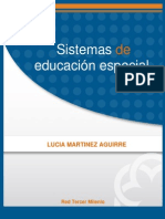 Sistemas de Educacion Especial