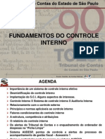 Fundamentos Do Controle Interno