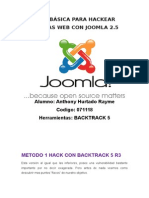 Guía Básica Para Hackear Paginas Web Con Joomla 2