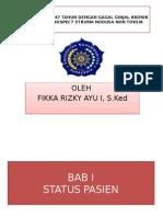 Case 1 Fikka CKD