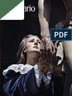 Portada revista El Sudario 2015 (Descendimiento)