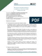 Algoritmos y Estructuras de Datos (1)
