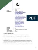 MA260 Logica Matematica 201501
