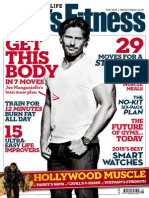 Men's Fitness UK 2015-05