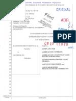 2015-03-30 Redacted Complaint [Dkt 3]