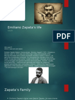 Who was Emiliano Zapata?