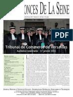 Edition Du Jeudi 10 Mars 2011