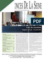 Edition Du Jeudi 21 Avril 2011