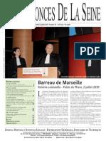 Edition Du Jeudi 22 Juillet 2010