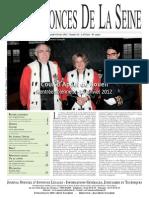 Edition Du Lundi 6 Fevrier 2012