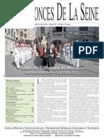 Edition Du Lundi 10 Octobre 2011