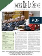 Edition Du Lundi 27 Fevrier 2012