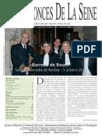 Edition Du Mercredi 31 Octobre 2012