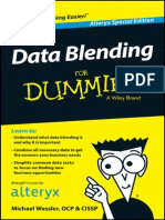 Data Blending for Dummies