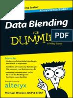 Data Blending for Dummies