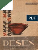 Manual Desen Clasa a VI-A (a.drăgoi 1965)