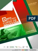 Curso de Induccion CECYTE Hidalgo 2015