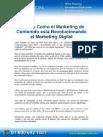 PDF Conoce Como El Marketing de Contenido Esta Revolucionando El Marketing Digital