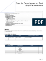 Service Deploy Document