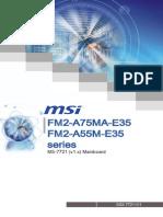 MSI FM2-A55M-E35