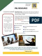 pbl partner brochure