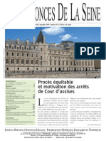 Edition Du Jeudi 2 Septembre 2010