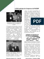 Informativo Mensal ACIA - Nov2009