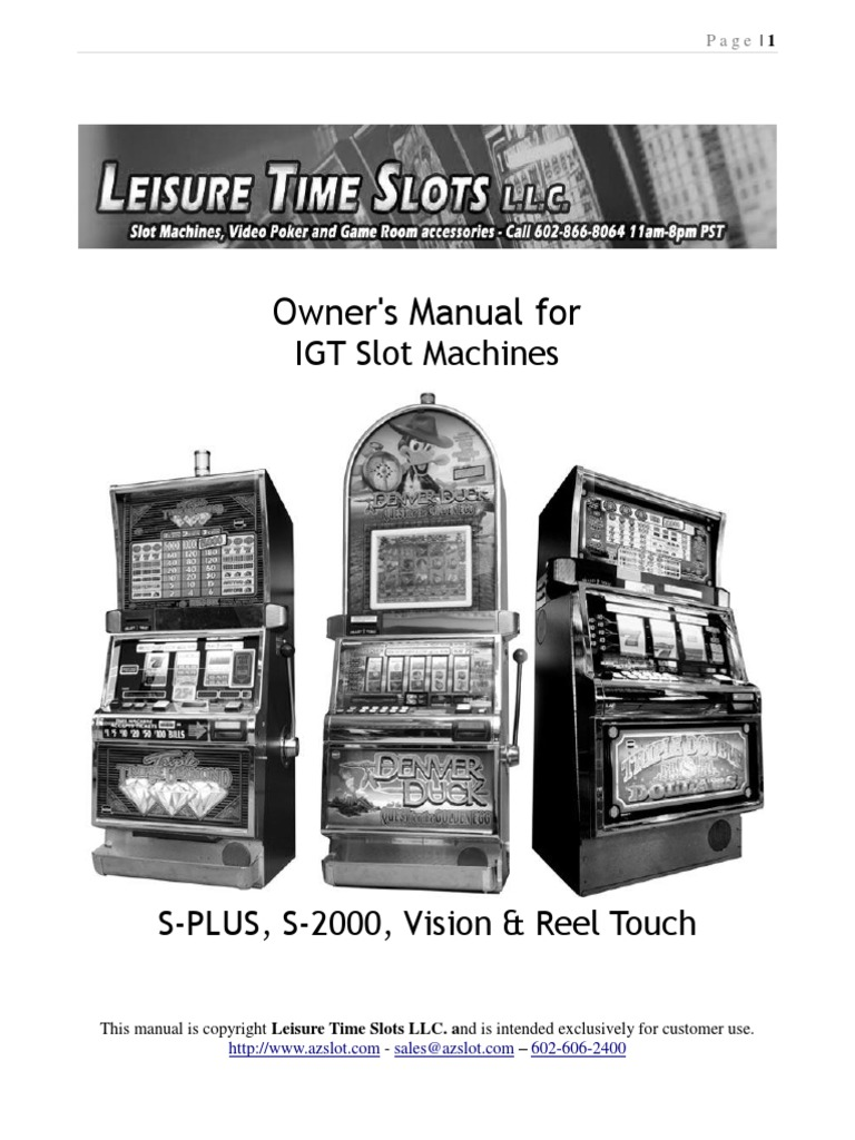 Igt slot machine 80 paid out crossword