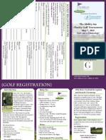The Ability Am Golfer Brochure