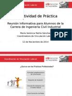 Informativo Practicas 2014 2015
