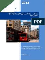 Bogota 2013 - Analisis