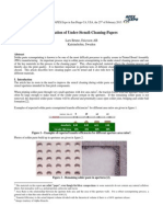 APEX2015 Under Stencil Cleaning Paper Evaluation