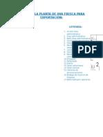 Plano de La Planta Terminado Uva