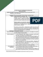Convocatoria No. 0101 Programa de Entrenamiento Para Terceros Países (TCTP)